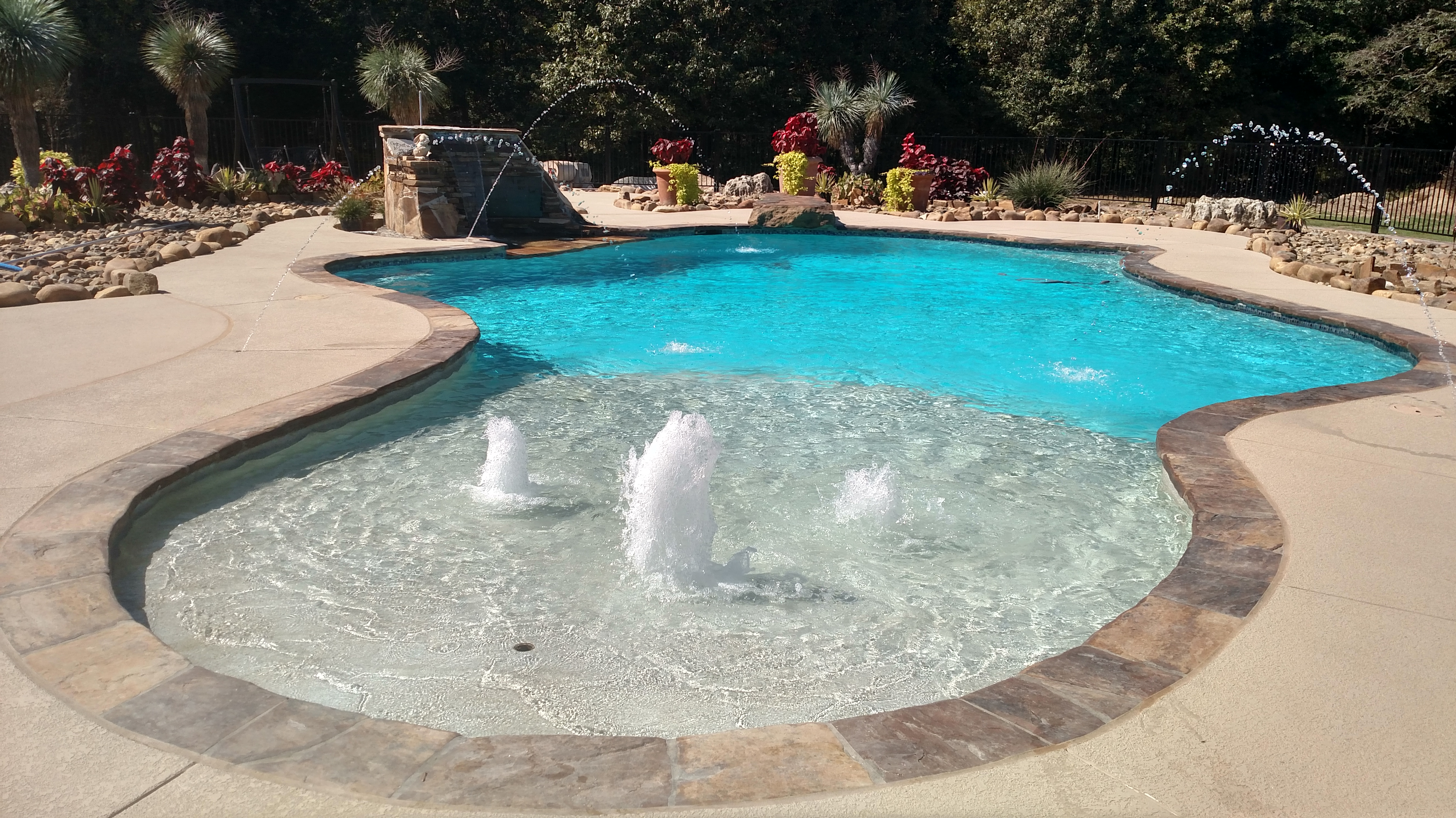 home titus county pools and spas